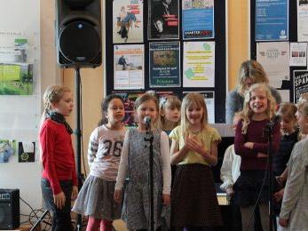 Rytmisk børnekor 5-8 år Damhusengens skole i Vanløse