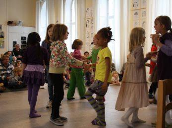 Rytmisk børnekor 7-11 år Damhusengens skole